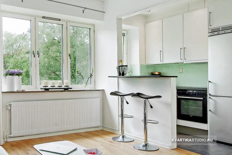 Fundamenta – Otthonok és megoldások Kis lakás, óriás fekete ...