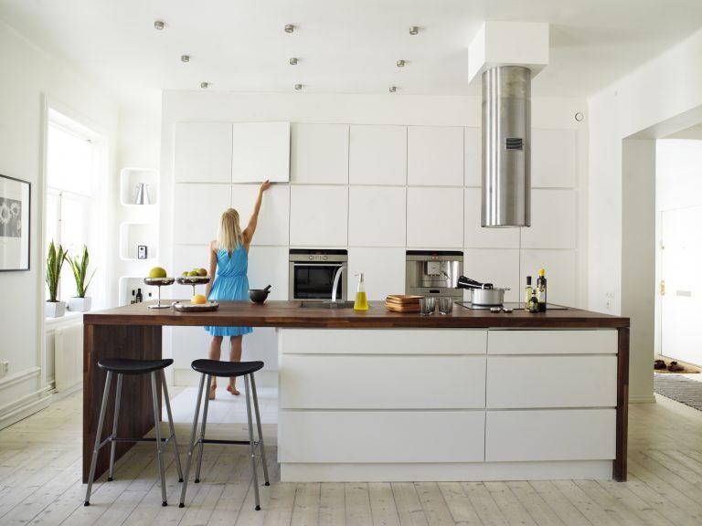 Így oszd fel okosan a teret: a 3 zónás konyhai tárolás