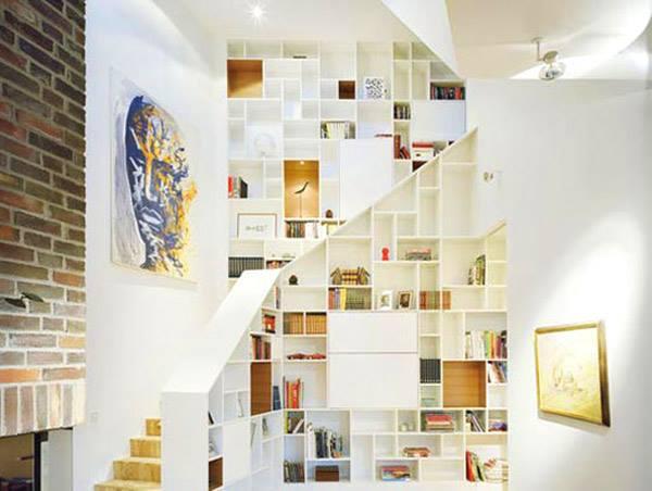 Hozd ki lépcsődből a maximumot – Így használd ki a lépcső alatti teret!