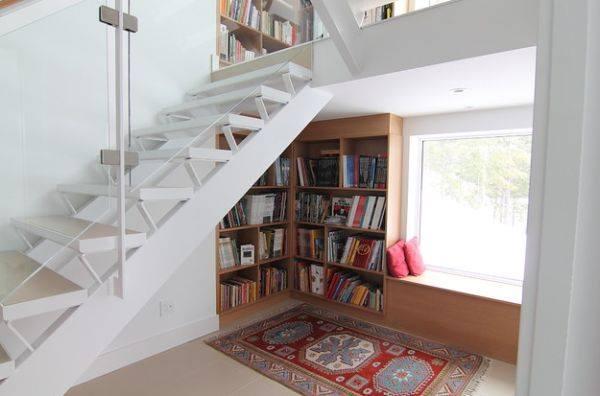 Hozd ki lépcsődből a maximumot - Így használd ki a lépcső alatti teret!