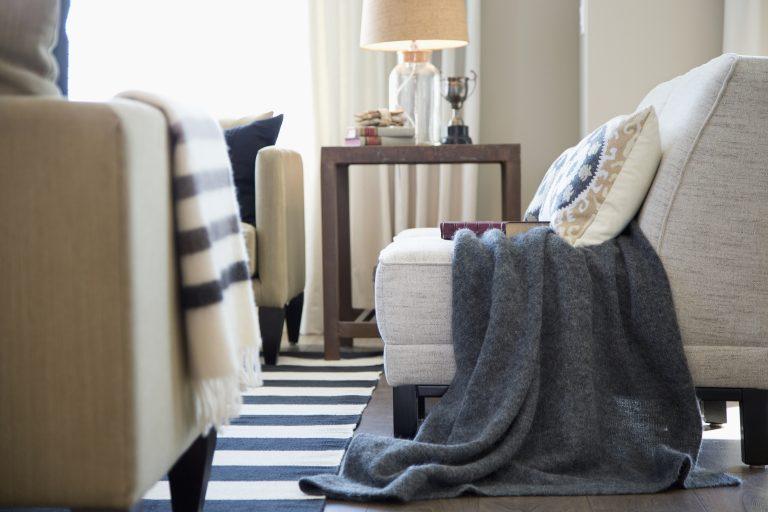 Így varázsold puhává és meleggé otthonodat saját kezűleg a fagyos napokon