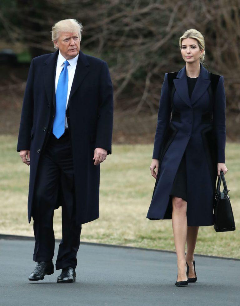 Ide költözik az elnök lánya – Íme, Ivanka Trump új, Washington-i otthona