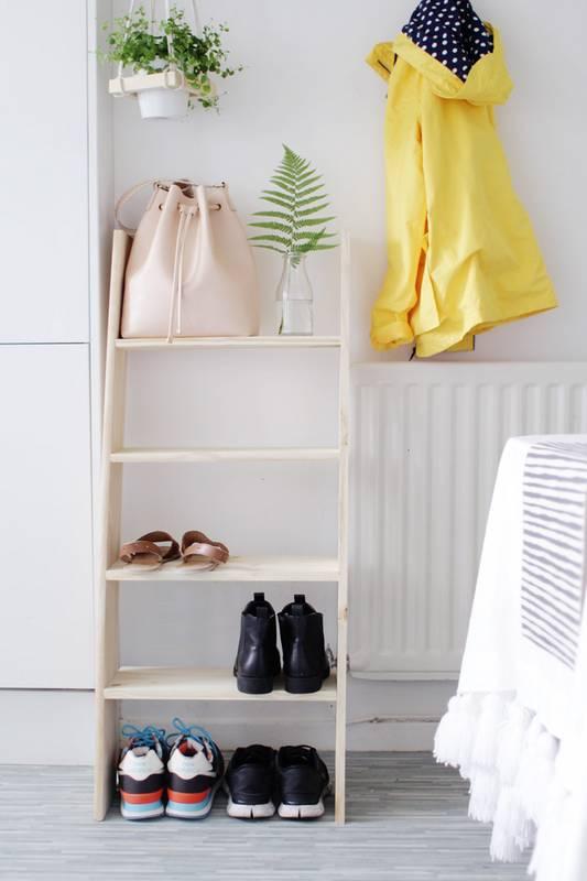 Rendet a cipőknek! 9 tuti tipp, hogyan tárolhatod ötletesen a kedvenc lábbeliket odahaza