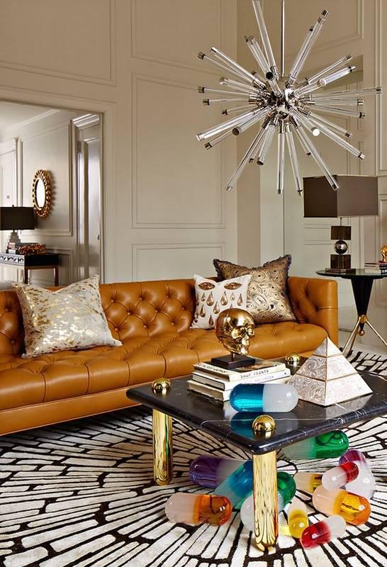 Villanyozd fel! Így válaszd ki a megfelelő csillárt a nappaliba!