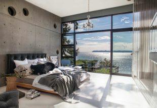 Halószobák betonfalakkal, melyek sokkal jobban mutatnak, mint gondolnád