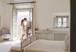 A romantikus hálószoba színei