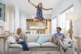 Miután kirepülnek a gyerekek: így lett a három gyerekes családi otthonból valódi felnőtt birodalom