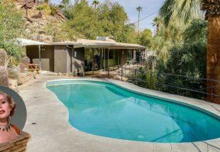 Egyszerűség a legmagasabb fokon – Ebben a kaliforniai házban élt Gábor Zsazsa