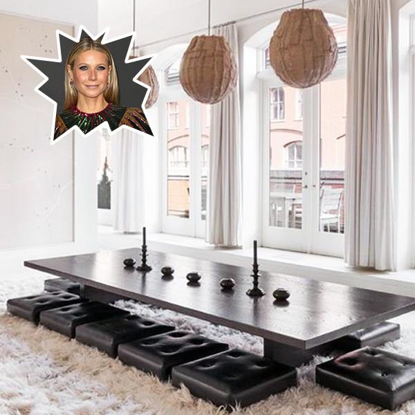 Fedezzük fel együtt Gwyneth Paltrow mesés luxuslakását