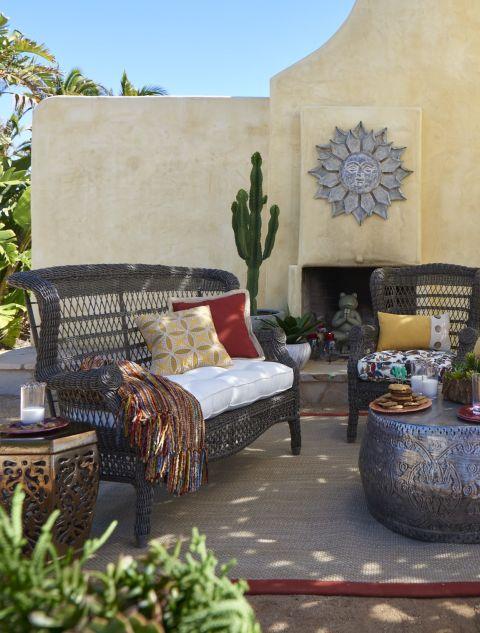 Varázslatos teraszok, melyeket mindenki szívesen látna az udvarában!