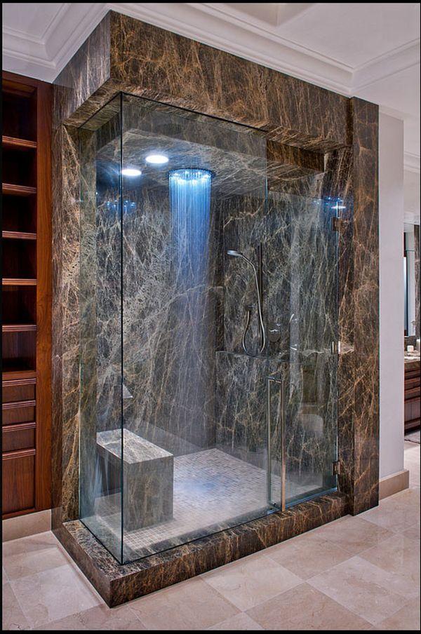 Zuhanyrózsák rózsa nélkül – Formabontó megoldások a fürdőben