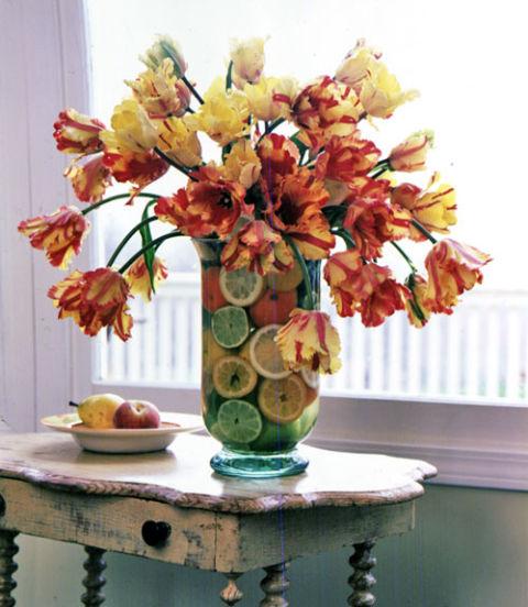 15 káprázatos virágos ötlet a húsvéti asztalra