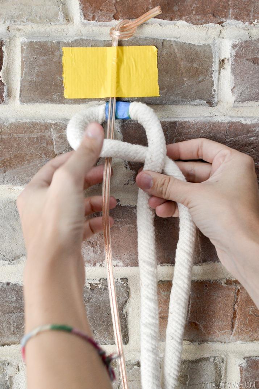 Csináld magad: különleges makramé lámpa, mely otthonodat is különlegessé teszi
