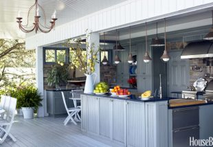 Főzzünk a szabadban! 20 hihetetlen kültéri konyha, amitől mindenkinek megjön az étvágya