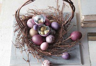 Szebbnél szebb variációk húsvéti kosarakra