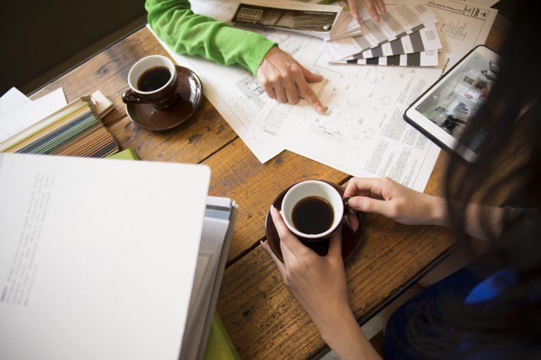 A munka szebbik oldala! Íróasztalok, melyek dolgozni csalogatnak