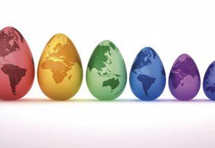 Húsvéti tojások a Nagyvilágból