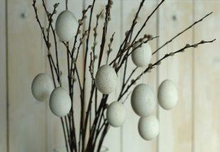 Nyuszi ül a fán - Csodás húsvéti fa inspirációk, melyeket bárki könnyen elkészíthet odahaza