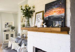 Saját otthon fotós szemmel: letisztult, skandináv stílusú, modern szentgotthárdi ház