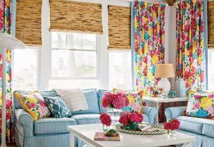 Függönyt fel! Íme 17 káprázatos ötlet arra, hogyan dekorálhatsz függönnyel