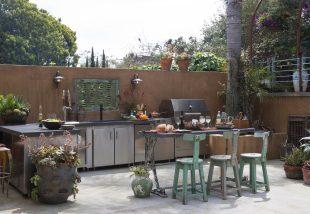 Költöztesd ki a konyhát a kertbe!