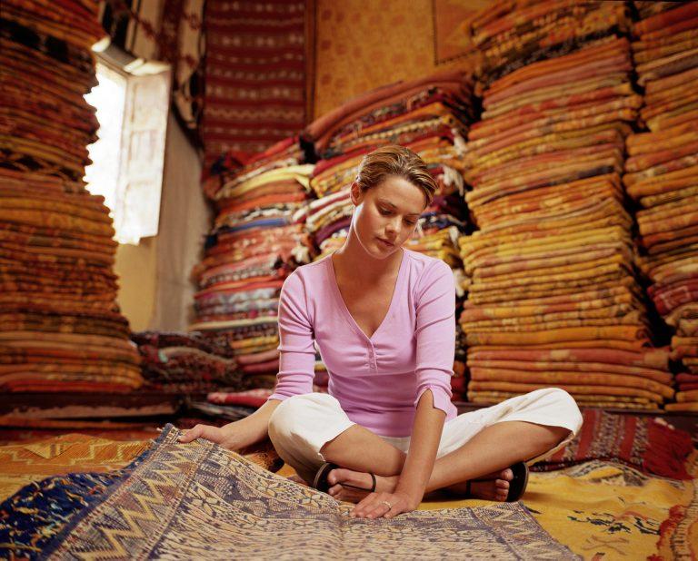 Marokkói ihletésű szőnyegek a nappalidba!