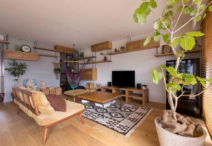 A Távol-Kelet jegyében! Autentikus, japán stílusú apartman gyönyörű kilátással a városra