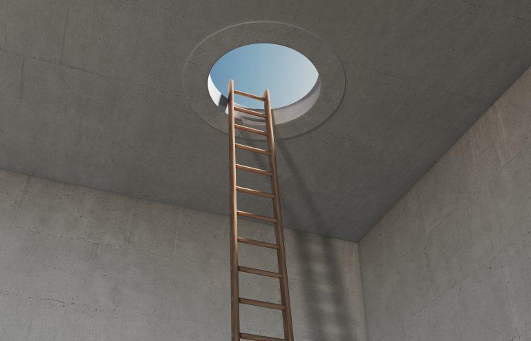 Az ötödik fal: a mennyezet! Felejtsd el a plafont!