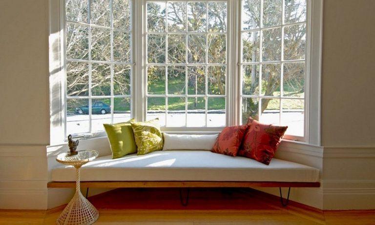 Kuckó az ablak alatt! Romantikus kedvcsináló ablakfülkékhez