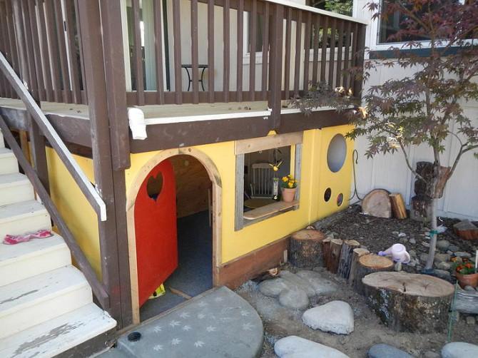 Kerti játszótér mesterfokon! Ötletek házilag készült grundokhoz