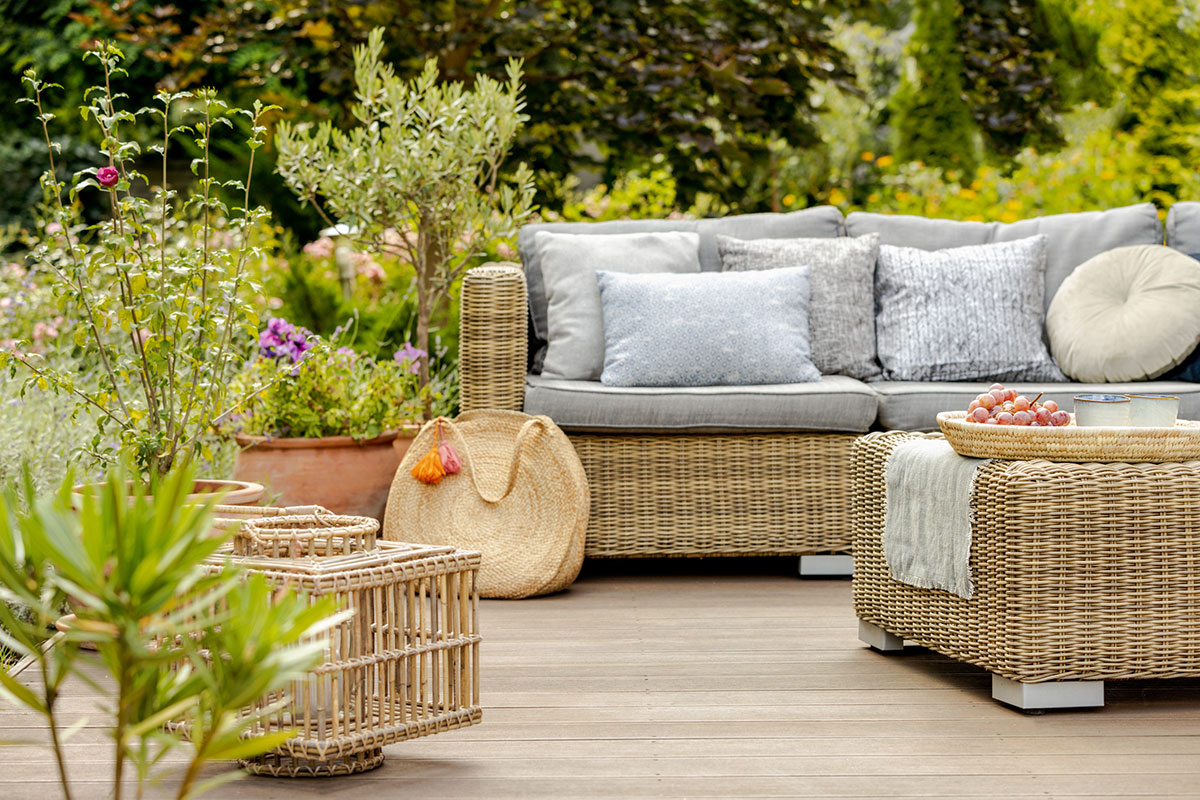A nyárutó legszebb oldala! Ősz inspirálta teraszok, melyekkel a hűvösebb időjárás is szerethető