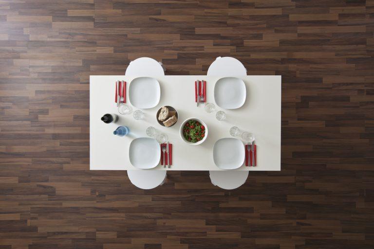 Ebédidő! 10 különleges ebédlőasztalt mutatunk!