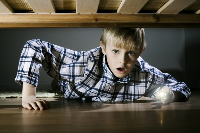 Mi lapul az ágy alatt? Ötletek, mit és hogyan tárolj az ágy alatt!