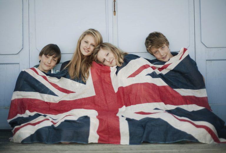Brit zászlót a tini gyerekszobába!