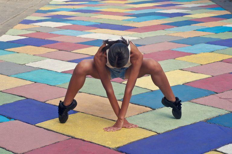 Színesre festett padlók, színes egyéniségeknek!
