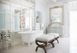 Luxust olcsón a fürdőbe! 3 elegáns fürdőszoba, amitől érdemes ellesnünk ezt-azt