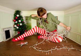 Kis karácsony kicsi otthonban! Így találj helyet a fának egy szűkös lakásban is