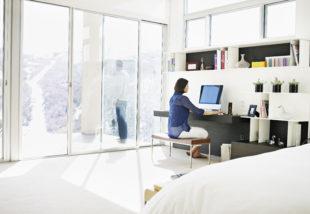 Munka&pihenés - Így hozd össze a hálószobát és a dolgozósarkot