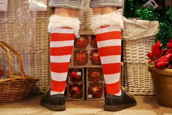 Az idei karácsony fejtörője: 4 lába van, mégsem húztál még rá zoknit soha. Mi az?