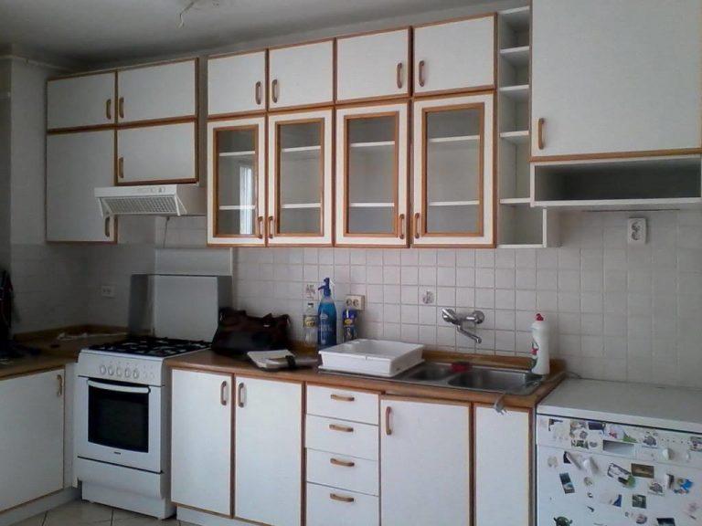 Budafoki, 68 nm-es felújított lakás - Előtte-utána fotók