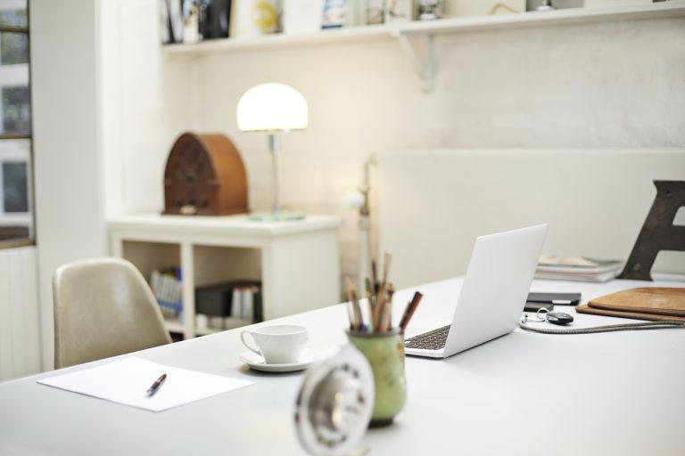 Évkezdés egy inspiráló otthoni irodában