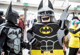 Mindörökké Batman - még otthon is