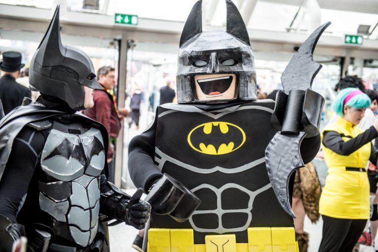 Mindörökké Batman – még otthon is