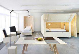 Elképesztően kicsi a lakásod? Így bútorozd be!