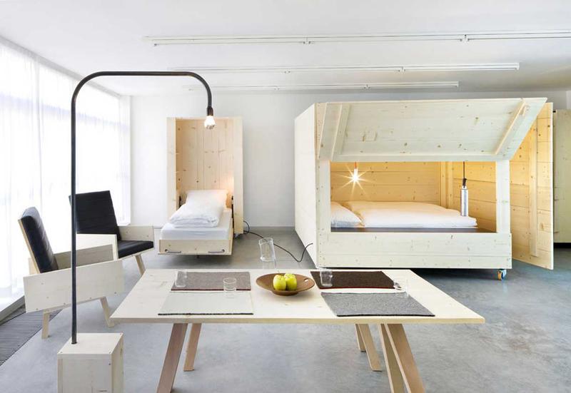Fundamenta otthonok s megold sok elk peszt en kicsi a for Design moderno casa di legno
