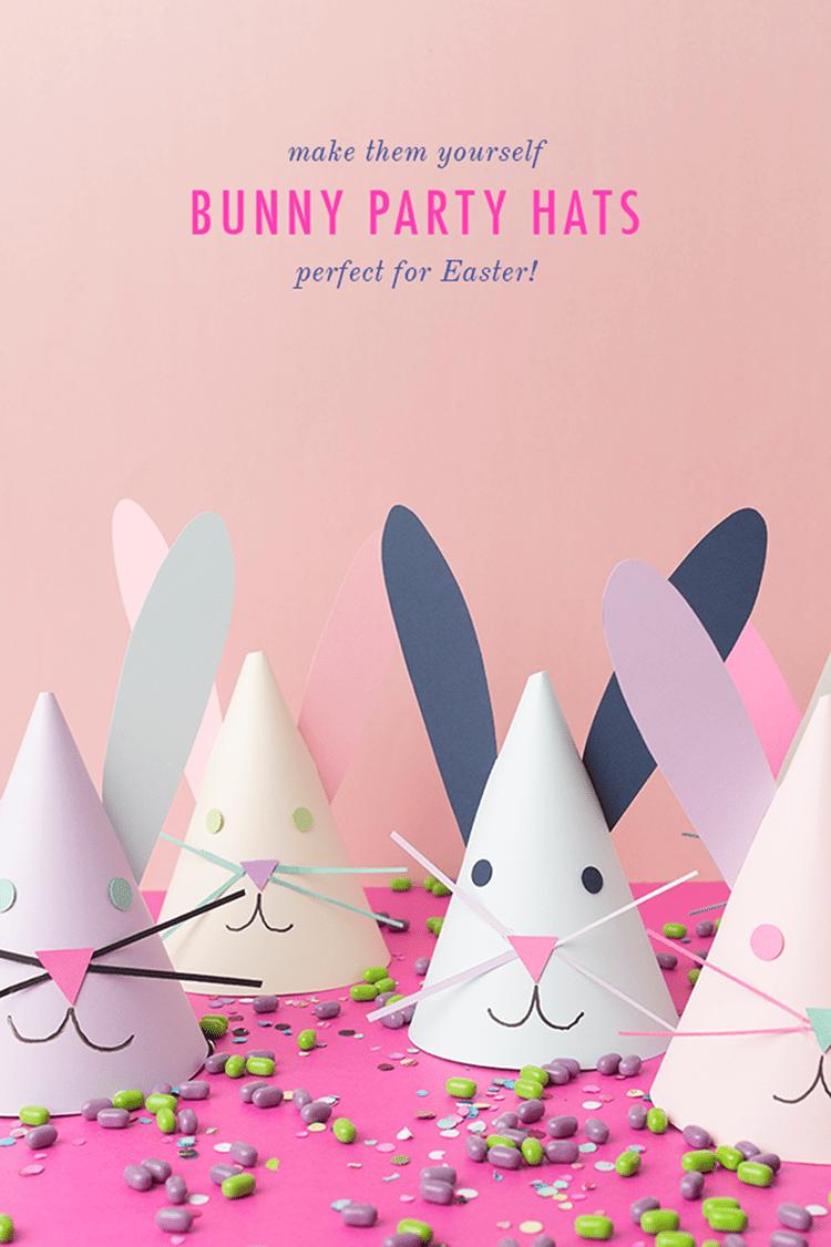 Így készülnek a legédesebb húsvéti nyuszik papírból