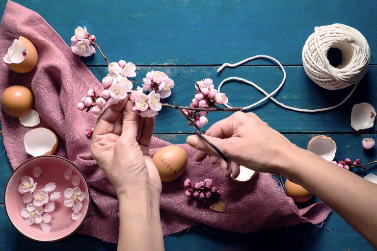 Ünnep mindenütt! Kreatív ötletek húsvétra a kertbe, a balkonra és a lakásba
