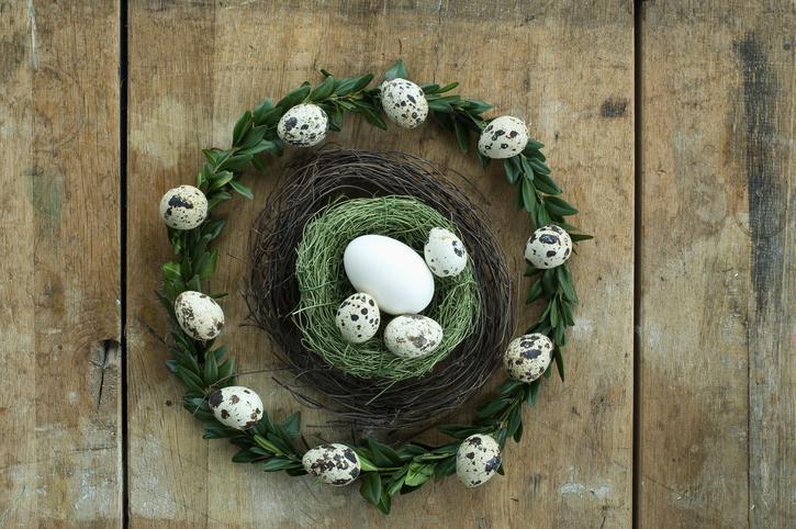 Fogadd stílusosan az ünnepet! Páratlan ajtódekorációs ötletek húsvétra