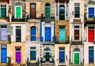 Ezt árulja el rólad bejárati ajtód színe!