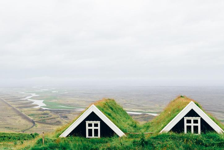 Tiszta haszon! Itt a zöld tetős ház minden előnye